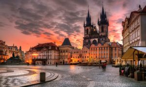 Why to choose Prague for an experience abroad?