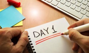 Tips: what to do for your first day of work